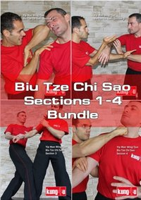 Kung4u Bundle : Biu Tze Chi Sao Section 1-4